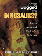 What Bugged the Dinosaurs?