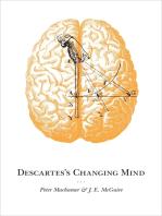 Descartes's Changing Mind