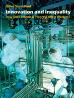 Innovation and Inequality: How Does Technical Progress Affect Workers?