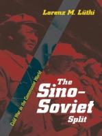 The Sino-Soviet Split