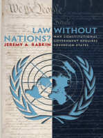 Law without Nations?