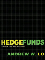 Hedge Funds: An Analytic Perspective - Updated Edition