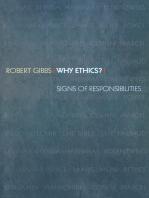 Why Ethics?