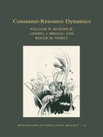 Consumer-Resource Dynamics (MPB-36)