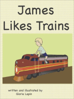 James Likes Trains