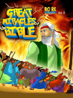 Great Miracles of the Bible Vol.2