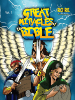 The Great Miracle of the Bible Volume 1