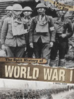 The Split History of World War I