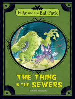The Thing In the Sewers