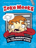 Zeke Meeks vs the Horrifying TV-Turnoff Week