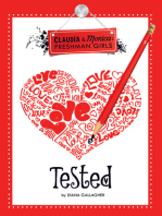 Tested (Claudia and Monica:Freshman Girls)