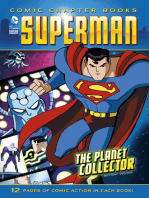 The Planet Collector (Superman