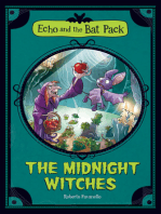 The Midnight Witches (Echo and the Bat Pack)