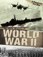 The Split History of World War II