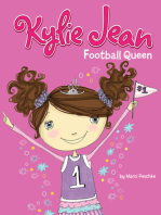 Kylie Jean Football Queen