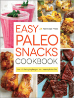 Easy Paleo Snacks Cookbook