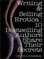 Writing and Selling Erotica