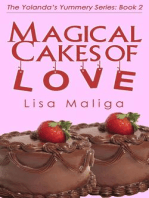 Magical Cakes of Love (The Yolanda's Yummery Series, #2)