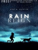 Rain Reign, Chapters 1-5