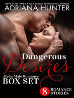 Dangerous Desires (Alpha Male Romance Box Set)