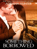 Something Borrowed (New Adult BBW Romance)