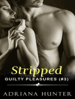 Stripped (Dominated By The Billionaire) Guilty Pleasures #2 - BBW Erotic Romance