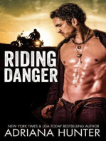 Riding Danger (BBW Biker Romance)