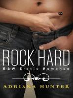 Rock Hard (Rockstar BBW Romance)