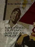 Rhythmic Filipino American Poetry