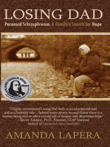 Losing Dad, Paranoid Schizophrenia: A Family's Search for Hope