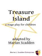 Treasure Island, A Stage Play for Children