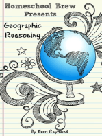 Geographic Reasoning (Seventh Grade Social Science Lesson, Activities, Discussion Questions and Quizzes)