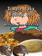 Simple Easy Baking 101