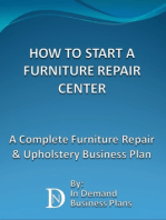 How To Start A Furniture Repair Center