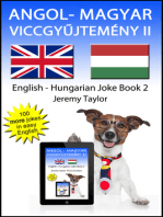 Angol- Magyar Viccgyűjtemény 2
