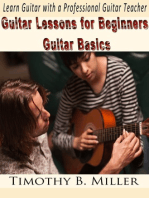 Guitar Lessons for Beginners Guitar Basics: Learn Guitar with a Professional Guitar Teacher