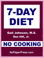 7-Day No-Cooking Diet