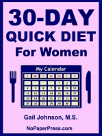 30-Day Diet for Women