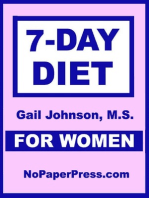7-Day Diet for Women
