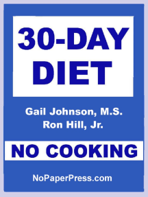 30-Day No-Cooking Diet