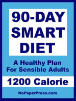 90-Day Smart - 1200 Calorie