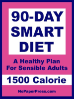 90-Day Smart - 1500 Calorie