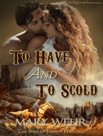 To Have and to Scold