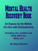 Mental Health Recovery Book