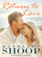 Return to Love (Book 2-Endless Love series)