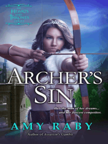 Archer's Sin (Hearts and Thrones)