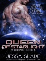Queen of Starlight (Sheerspace, #1)