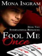 Fool Me Once (International Romance Series, #2)