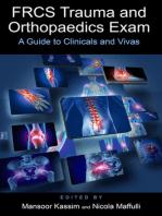 FRCS Trauma and Orthopaedics Exam