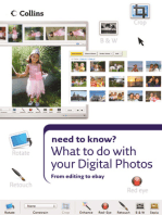 What to do with your Digital Photos (Collins Need to Know?)